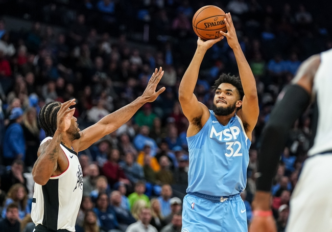 Los Angeles Clippers vs. Minnesota Timberwolves - 2/1/20 NBA Pick, Odds & Prediction