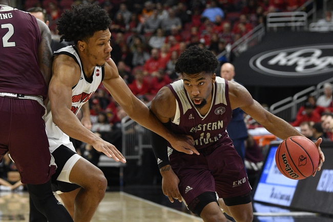 Austin Peay vs. Eastern Kentucky - 2/15/20 College Basketball Pick, Odds, and Prediction