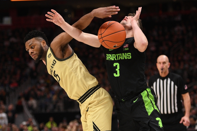 Michigan State vs Oakland College Basketball Picks, Odds, Predictions 12/13/20