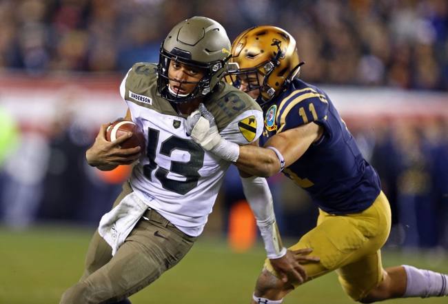 Air Force at Army: 11/7/20 College Football Picks and Prediction
