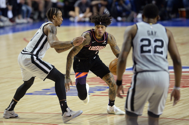 Phoenix Suns vs. San Antonio Spurs - 1/20/20 NBA Pick, Odds & Prediction