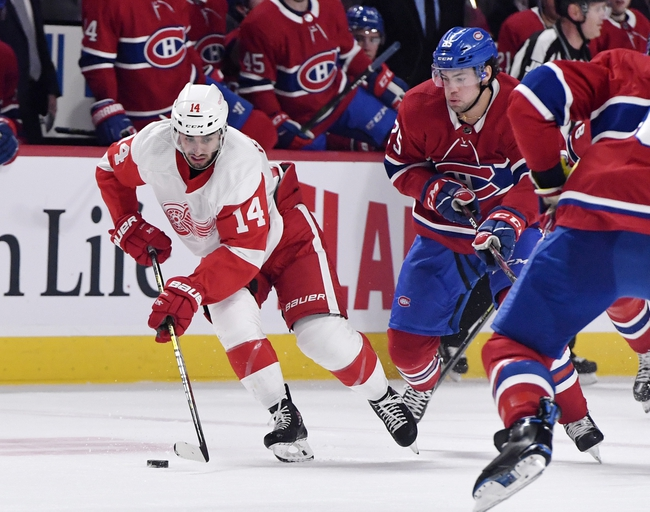 Detroit Red Wings vs. Montreal Canadiens - 1/7/20 NHL Pick, Odds, and Prediction