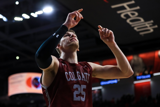 Colgate vs. Lehigh - 3/5/20 College Basketball Pick, Odds, and Prediction