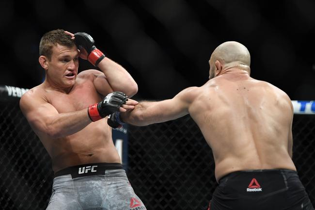 Omari Akhmedov vs. Chris Weidman - 8/8/20 UFC Fight Night 174 Pick  and Prediction