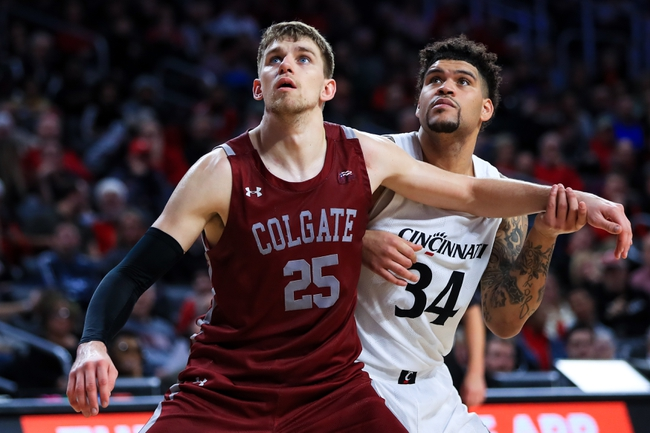 Colgate vs. Holy Cross - 2/23/20 College Basketball Pick, Odds, and Prediction