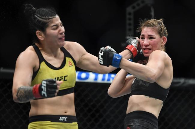 UFC 253: Ketlen Vieira vs. Sijara Eubanks Picks and Prediction