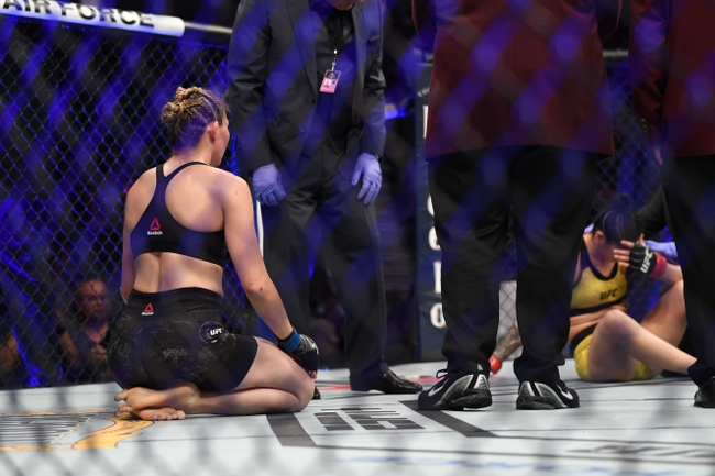 UFC on ESPN 16: Irene Aldana vs. Holly Holm - MMA Picks, Predictions