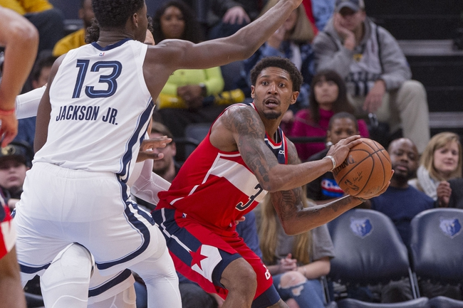 Washington Wizards vs. Memphis Grizzlies - 2/9/20 NBA Pick, Odds & Prediction