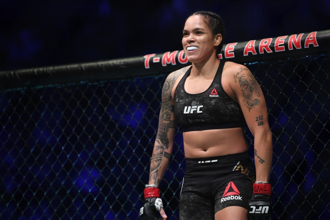Amanda Nunes vs. Felicia Spencer - 6/6/20 UFC 250 Pick and Prediction