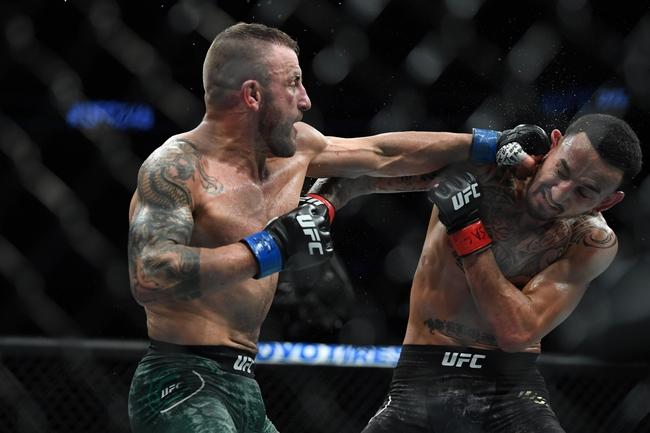 Max Holloway vs. Alexander Volkanovski - 7/11/20 UFC 251 Pick, Odds, and Prediction