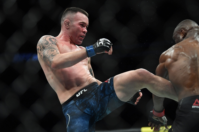 Tyron Woodley vs. Colby Covington - 9/19/20 UFC Vegas 11 Pick, Odds, and Prediction
