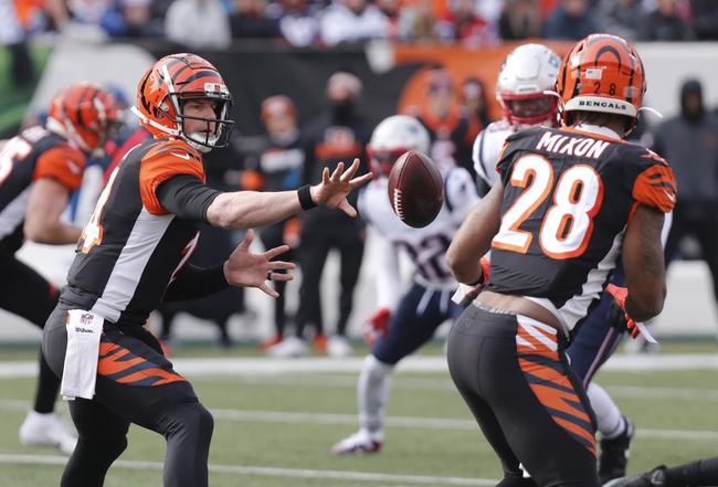 Cincinnati Bengals 2020 Win Total- NFL Picks and Predictions