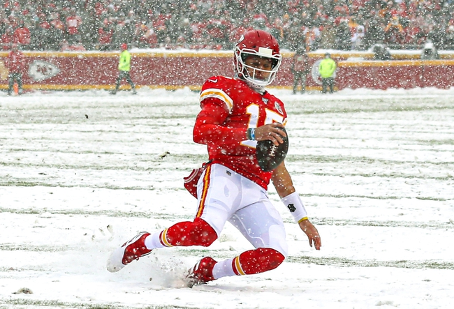 Kansas City Chiefs at Chicago Bears - 12/22/19 NFL Pick, Odds, and Prediction