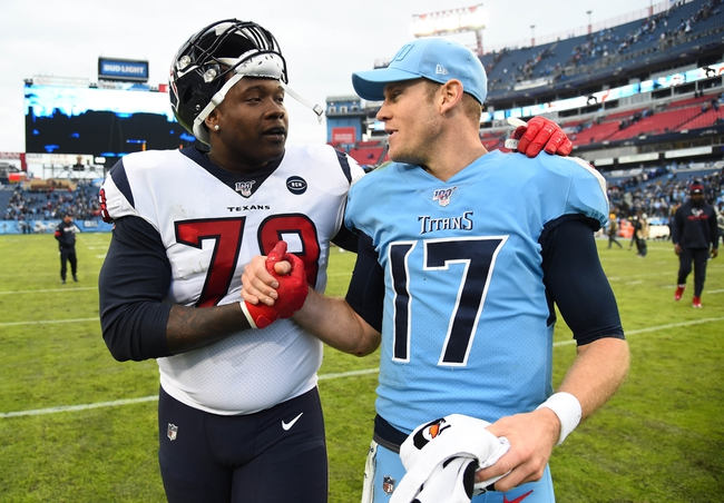 Houston Texans vs. Tennessee Titans - 12/29/19 NFL Pick, Odds & Prediction