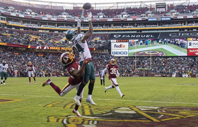 Philadelphia Eagles vs. Washington Redskins - 4/10/20 Madden 20 Sim NFL Pick, Odds, and Prediction