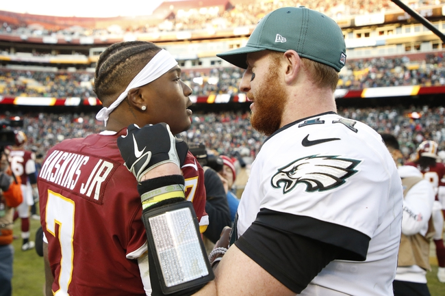 Philadelphia Eagles vs. Washington Redskins - 5/7/20 Madden20 NFL Sim Pick, Odds, and Prediction