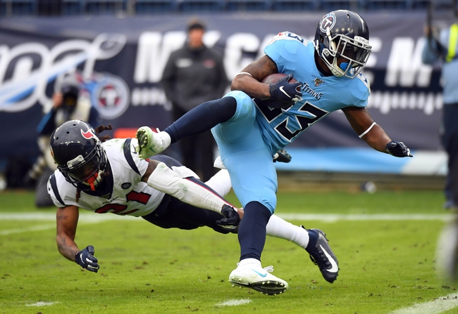 Tennessee Titans at Houston Texans - 12/29/19 NFL Pick, Odds, and Prediction