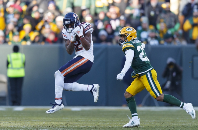 Chicago Bears vs. Green Bay Packers - 6/25/20 Madden20 NFL Sim Pick, Odds, and Prediction