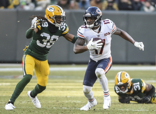 Green Bay Packers vs. Chicago Bears - 5/14/20 Madden 20 Sim Classic NFL Pick, Odds, and Prediction