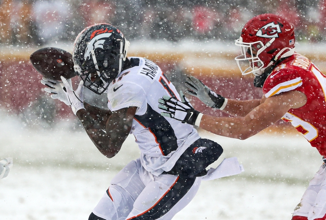 Denver Broncos vs. Detroit Lions - 12/22/19 NFL Pick, Odds, and Prediction
