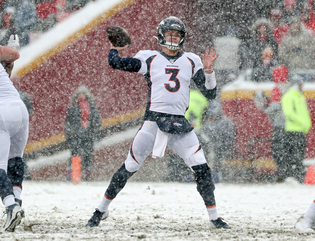 Kansas City Chiefs at Denver Broncos 10/25/20 NFL Picks and Predictions