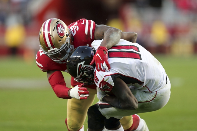 San Francisco 49ers  vs.  Los Angeles Rams - 12/21/19 NFL Pick, Odds, and Prediction