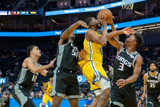 Sacramento Kings vs. Golden State Warriors - 1/6/20 NBA Pick, Odds, and Prediction