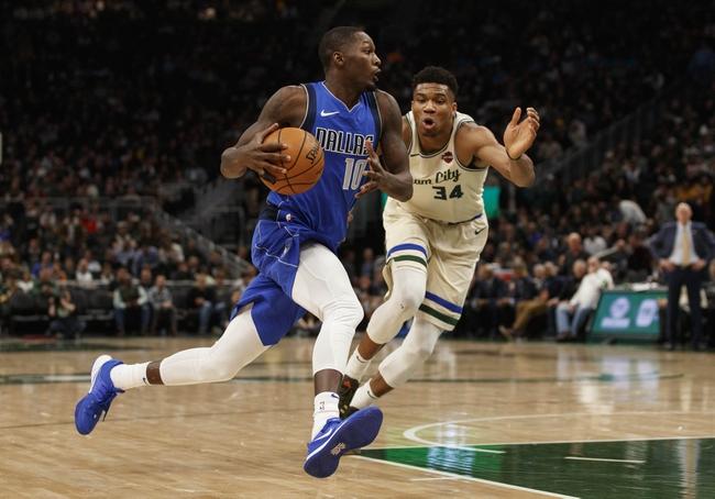 Dallas Mavericks vs. Milwaukee Bucks - 8/8/20 NBA Pick, Odds, and Prediction