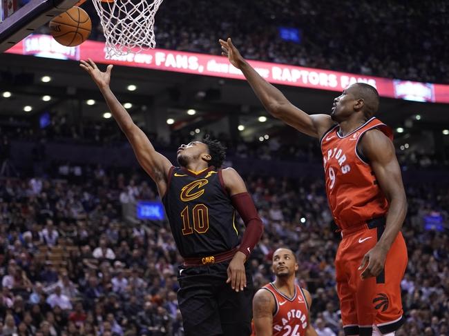Toronto Raptors vs. Cleveland Cavaliers - 12/31/19 NBA Pick, Odds, and Prediction