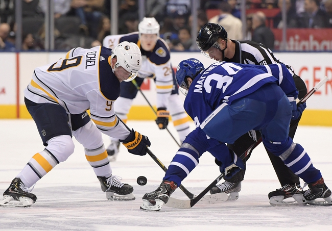 Buffalo Sabres vs. Toronto Maple Leafs - 2/16/20 NHL Pick, Odds, and Prediction