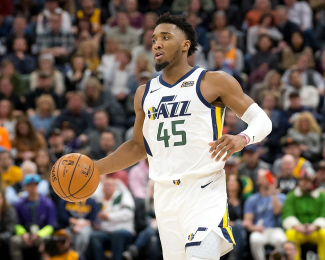 Orlando Magic vs. Utah Jazz - 1/4/20 NBA Pick, Odds & Prediction