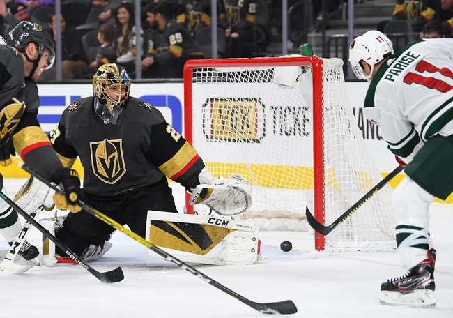 Minnesota Wild vs. Vegas Golden Knights - 2/11/20 NHL Pick, Odds & Prediction