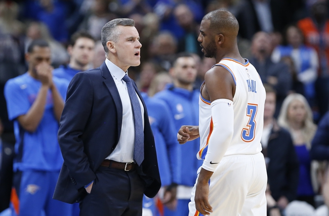 Oklahoma City Thunder vs. Phoenix Suns - 12/20/19 NBA Pick, Odds, and Prediction