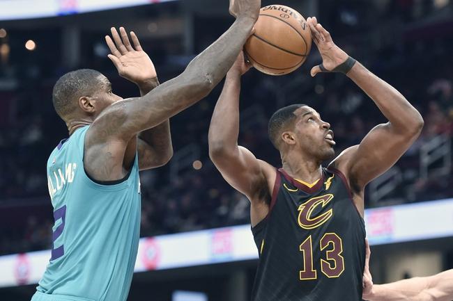 Cleveland Cavaliers vs. Charlotte Hornets - 1/2/20 NBA Pick, Odds & Prediction