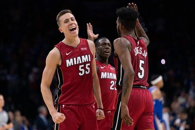 Miami Heat vs. New York Knicks-12/20/19, NBA, Odds, Pick, & Prediction