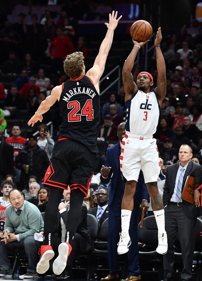 Chicago Bulls vs. Washington Wizards - 1/15/20 NBA Pick, Odds & Prediction