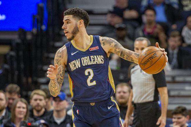 Golden State Warriors vs. New Orleans Pelicans - 12/20/19 NBA Pick, Odds & Prediction