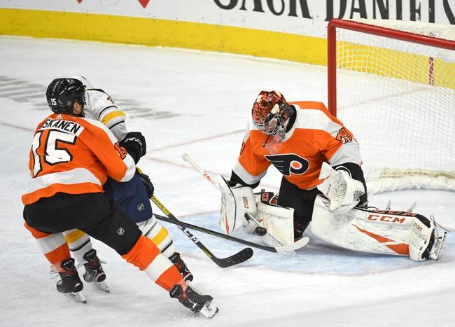 Philadelphia Flyers vs. Buffalo Sabres - 3/7/20 NHL Pick, Odds, and Prediction