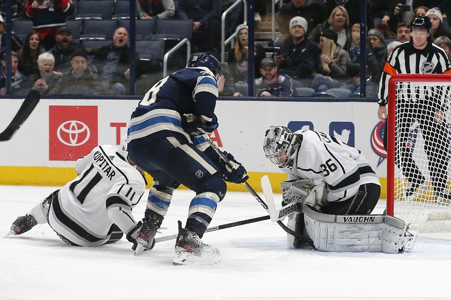 Los Angeles Kings vs. Columbus Blue Jackets - 1/6/20 NHL Pick, Odds & Prediction