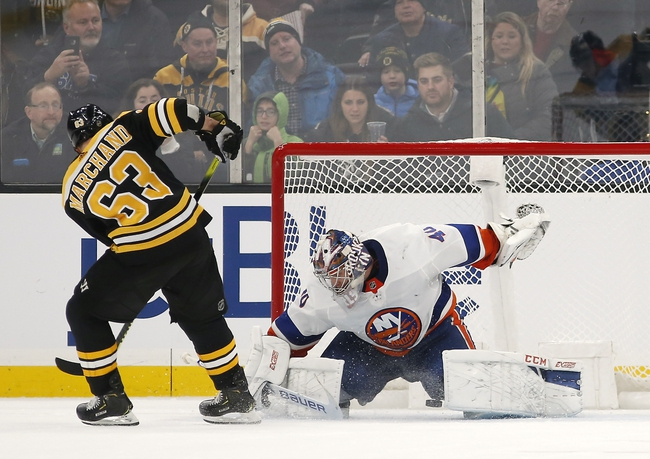 New York Islanders vs. Boston Bruins - 1/11/20 NHL Pick, Odds & Prediction