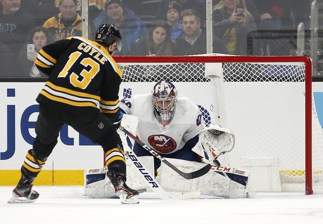 New York Islanders vs. Boston Bruins - 1/11/20 NHL Pick, Odds, and Prediction