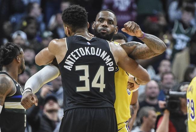 NBA Power Rankings As Of 12/22/19