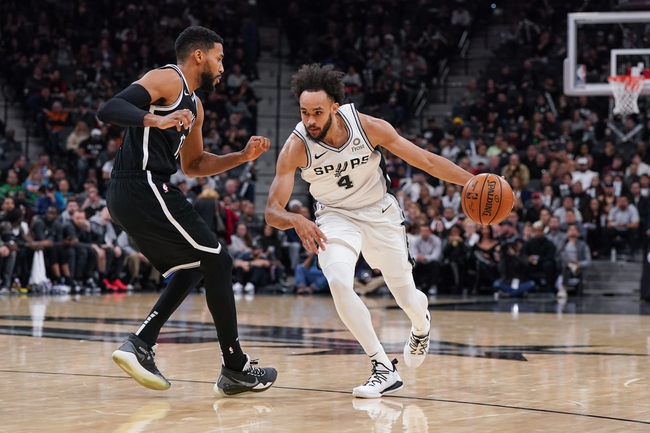 Brooklyn Nets vs. San Antonio Spurs - 3/6/20 NBA Pick, Odds, and Prediction
