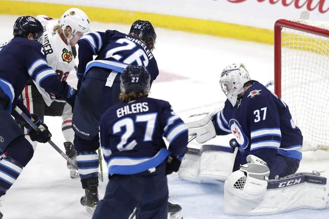 Chicago Blackhawks vs. Winnipeg Jets - 1/19/20 NHL Pick, Odds & Prediction