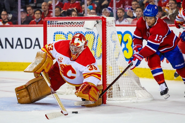 Montreal Canadiens vs. Calgary Flames - 1/13/20 NHL Pick, Odds, and Prediction