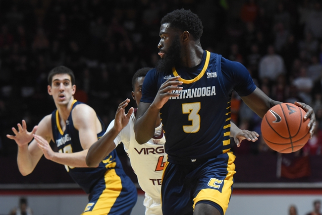 Chattanooga vs. Wofford - 1/15/20 College Basketball Pick, Odds, and Prediction