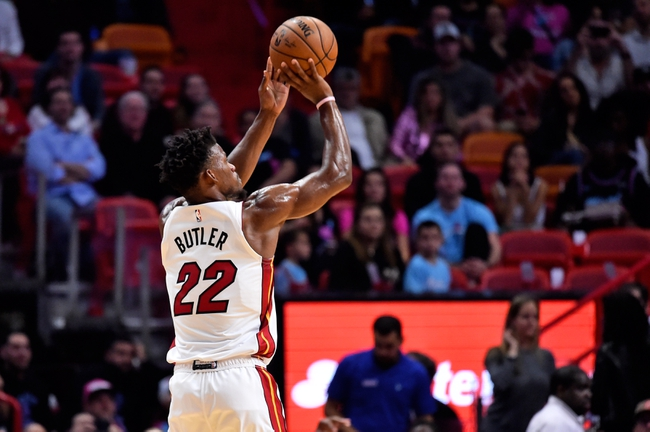 Miami Heat vs. Indiana Pacers - 12/27/19 NBA Pick, Odds, and Prediction