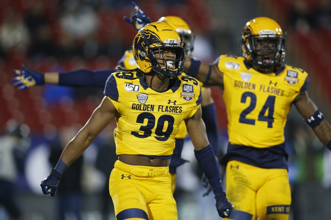 Kent State 2020 Win Total - College Football Pick and Prediction