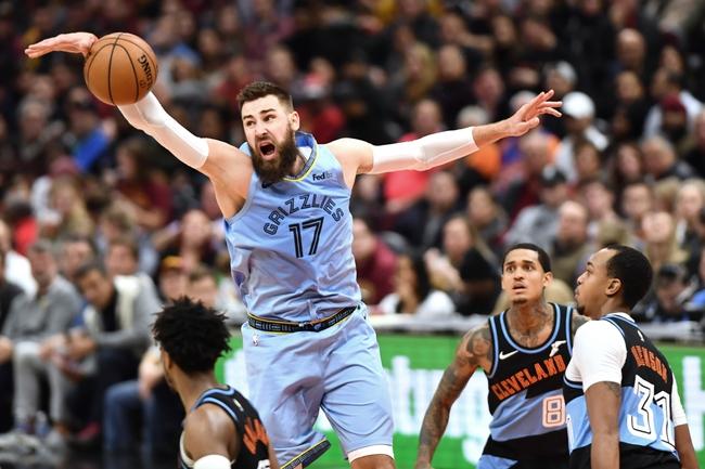 Memphis Grizzlies vs. Cleveland Cavaliers - 1/17/20 NBA Pick, Odds & Prediction