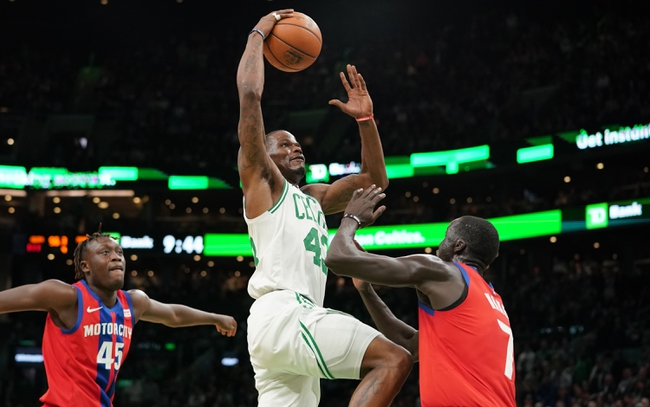 Boston Celtics vs. Detroit Pistons - 1/15/20 NBA Pick, Odds, and Prediction